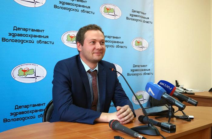 Глава департамента здравоохранения Вологодской области написал заявление об отставке