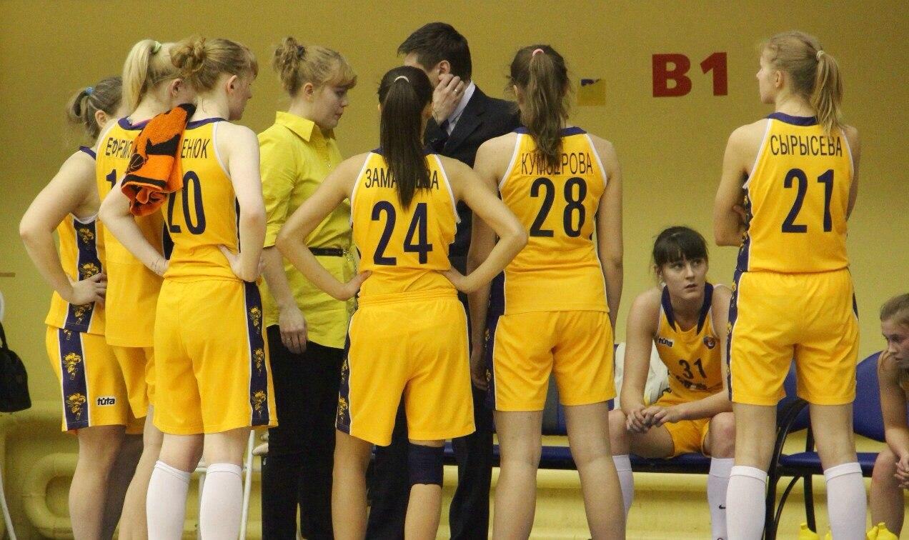 Кубок России по баскетболу «Вологда – Чеваката 2» начала с победы