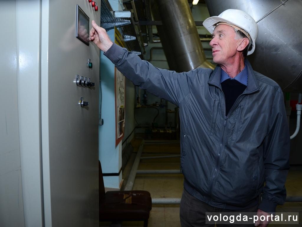 Более 400 домов в Вологде уже подключены к теплу