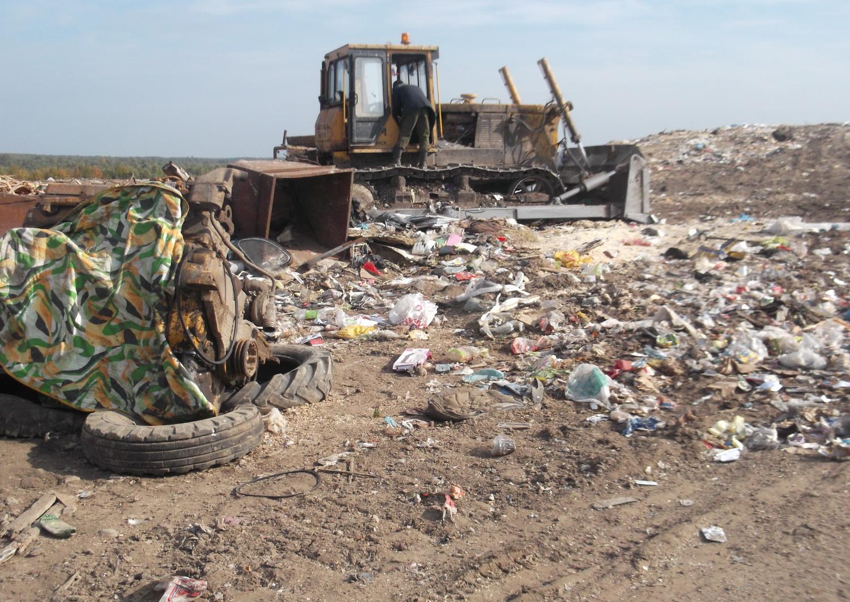В Вологде получено разрешение на строительство мусорного полигона в Пасынково