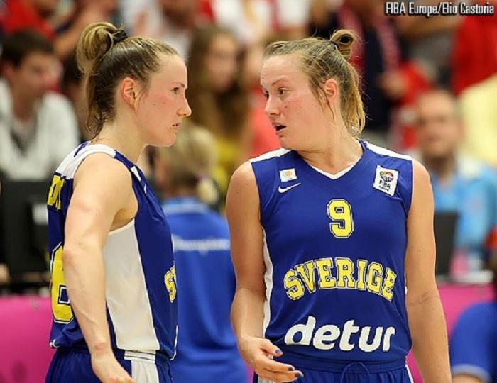 К команде «Вологда-Чеваката» присоединилась шведка Элин Эльдебринк