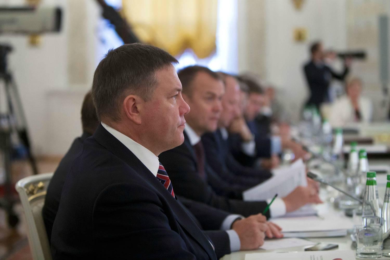 Глава Вологодской области принял участие в заседании Госсовета: обсуждалась конкурентоспособность экономики