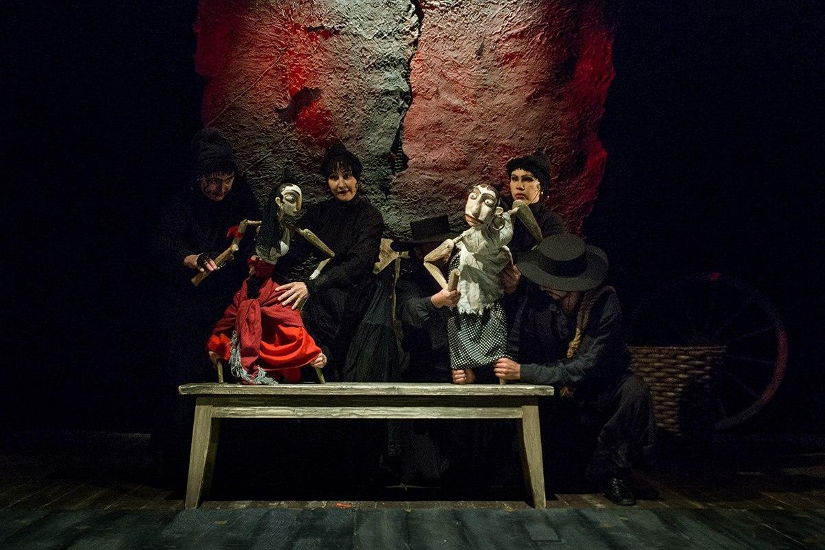 «Кармен» вологодского «Теремка» взяла награду очередного фестиваля театра кукол