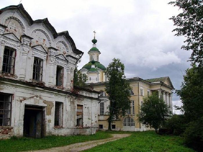 В Вологодской области собирают пожертвования на восстановление Спасо-Суморина монастыря в Тотьме