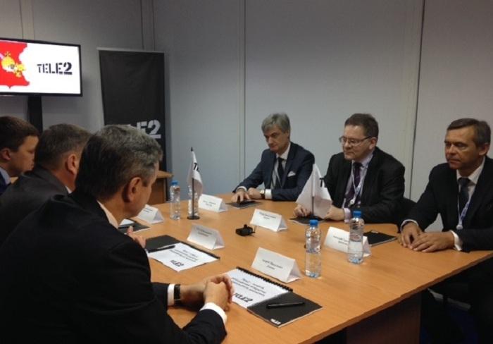 Tele2 и правительство Вологодской области заключили соглашение о взаимодействии в сфере развития услуг связи