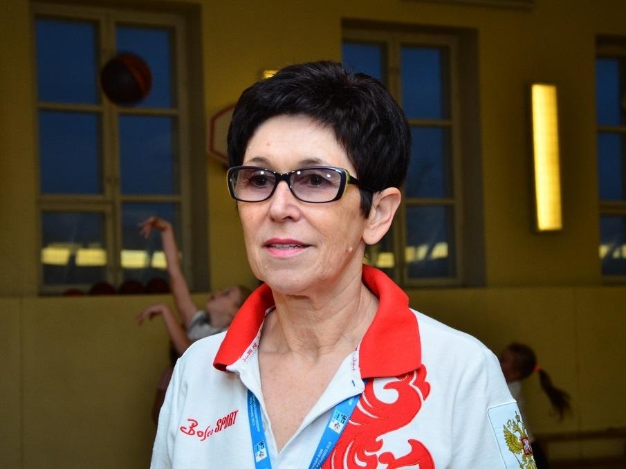 Вологжанка Татьяна Карамышева вновь вошла в тренерский совет Российской Федерации баскетбола
