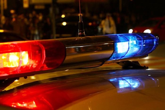 В Череповце гонщик врезался в полицейский заслон и погиб