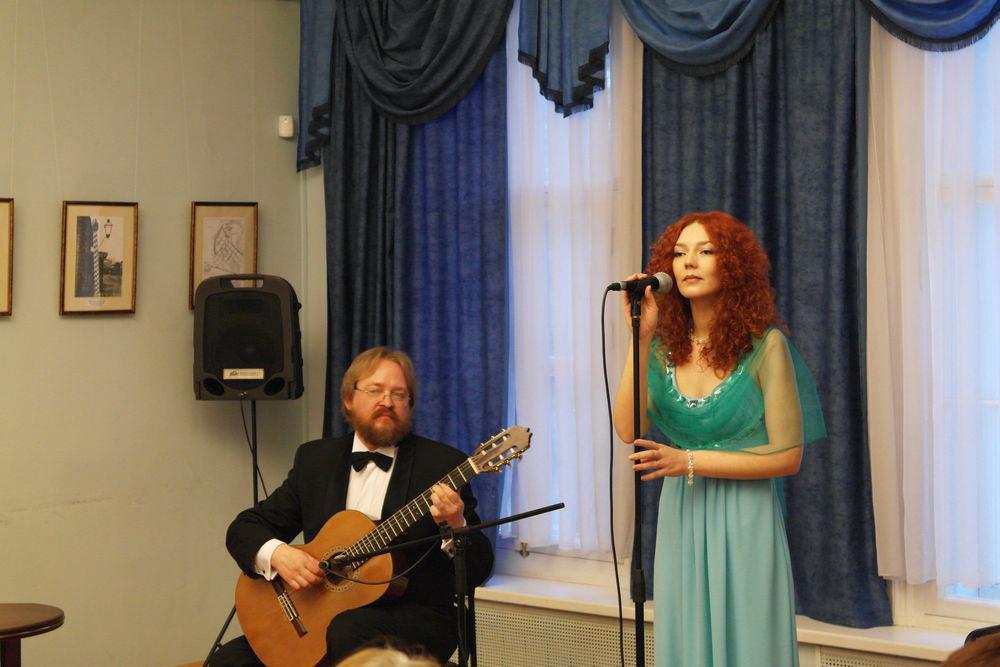 Музыкальный вечер пройдет в доме Левашова в Вологде