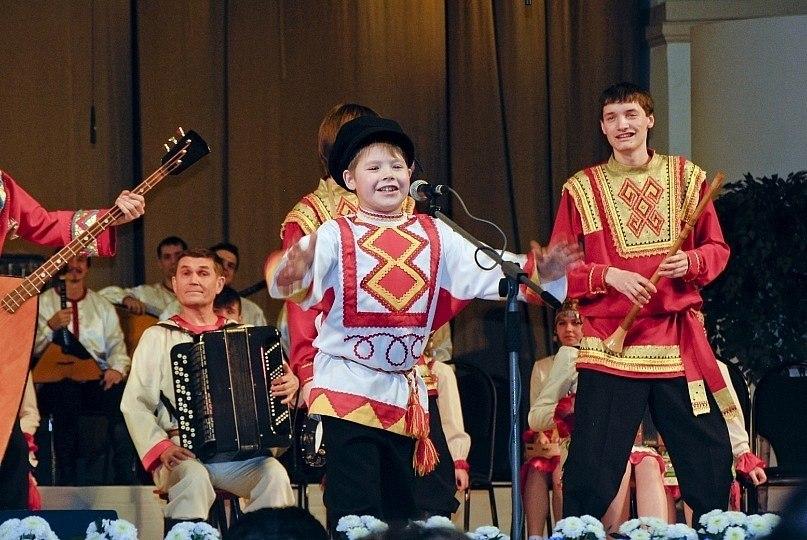 Вологодский ансамбль «Русский Сувенир» получил гран-при на международном фестивале