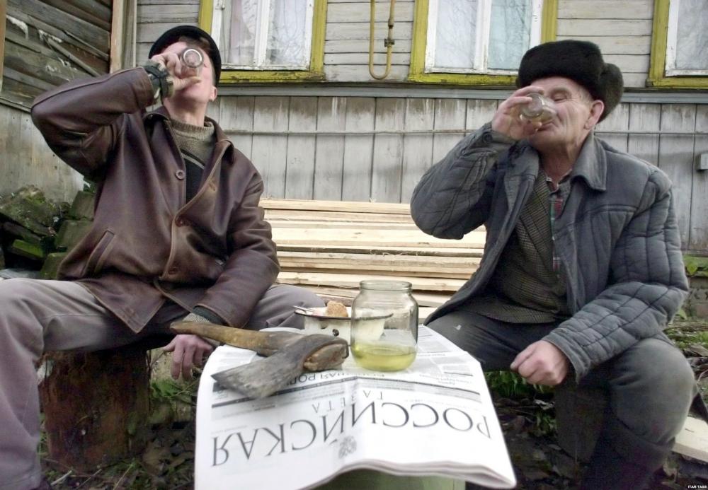 В Вологодской области продажи крепкого алкоголя выросли почти наполовину
