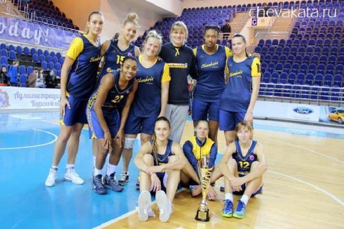 «Вологда-Чеваката» стала бронзовым призером Кубка Губернатора Курской области