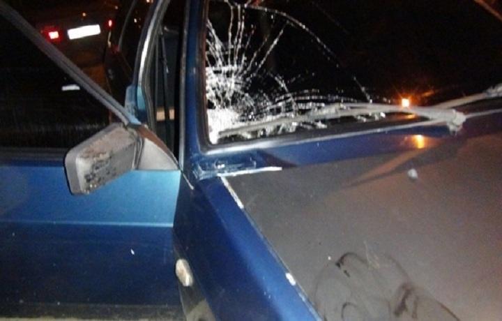 В Вологде пьяный водитель насмерть сбил пьяную женщину