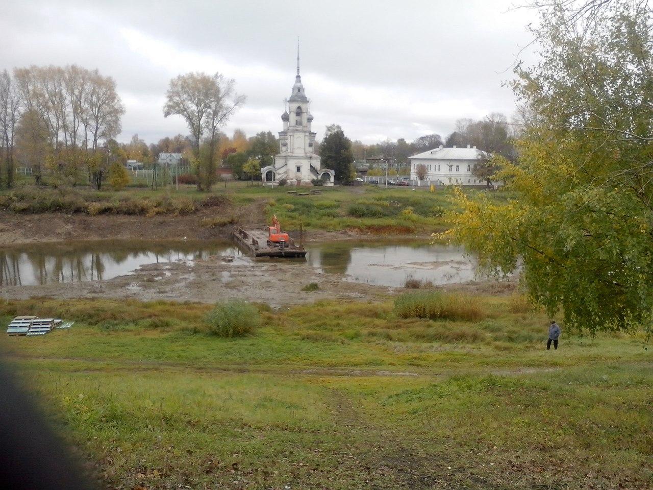 Экологи прогнозируют массовую гибель рыбы в Вологодской области