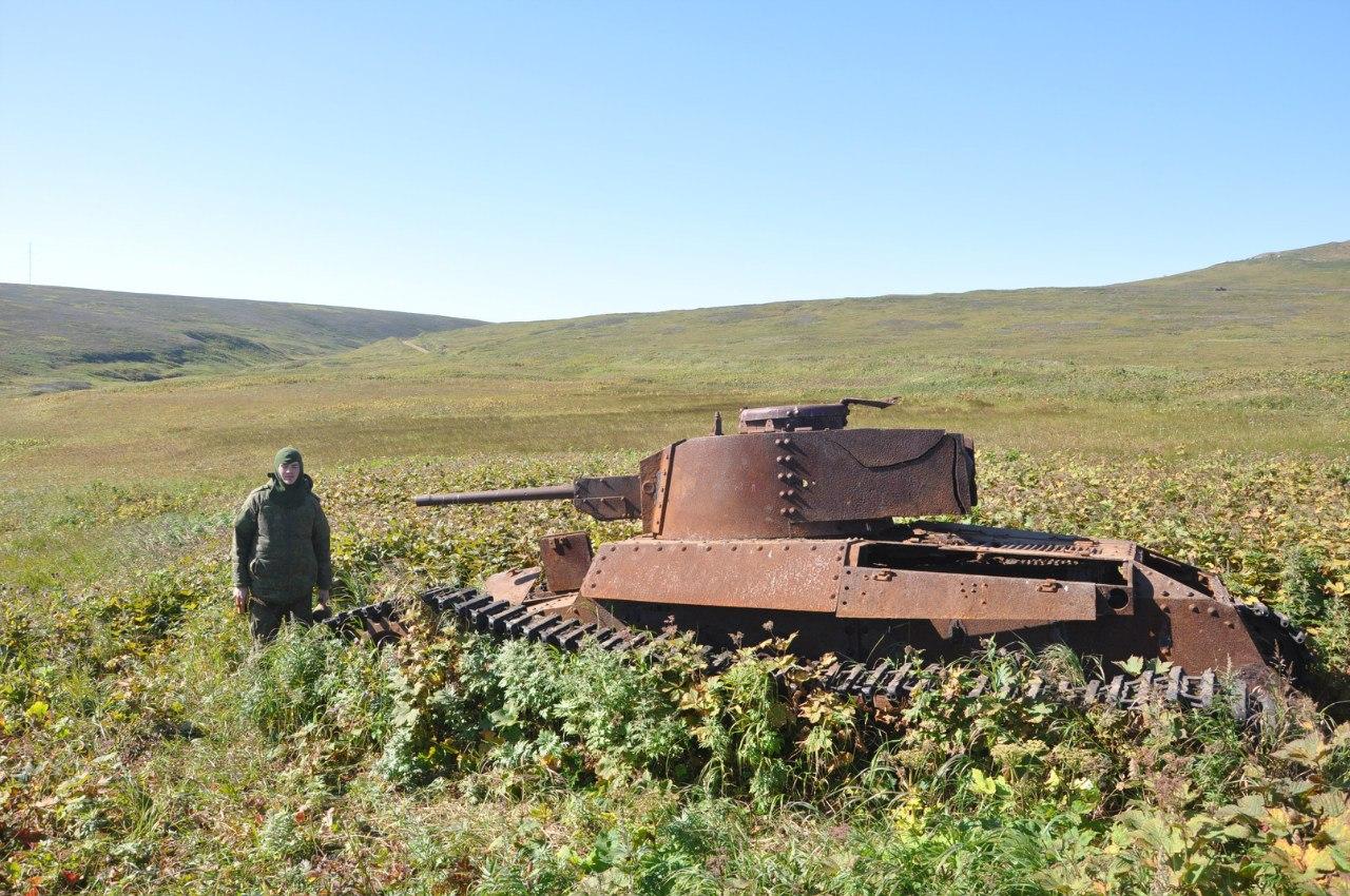 Вологодские поисковики приехали из экспедиции на Курилах: там найдены останки 10 советских и 5 японских бойцов