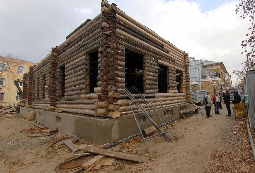 Дом кружевниц в Вологде будет полностью отреставрирован через полтора года
