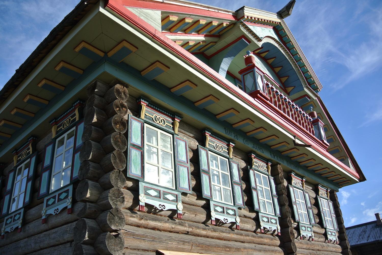 В доме Копылова в музее Семёнково под Вологдой появились жильцы