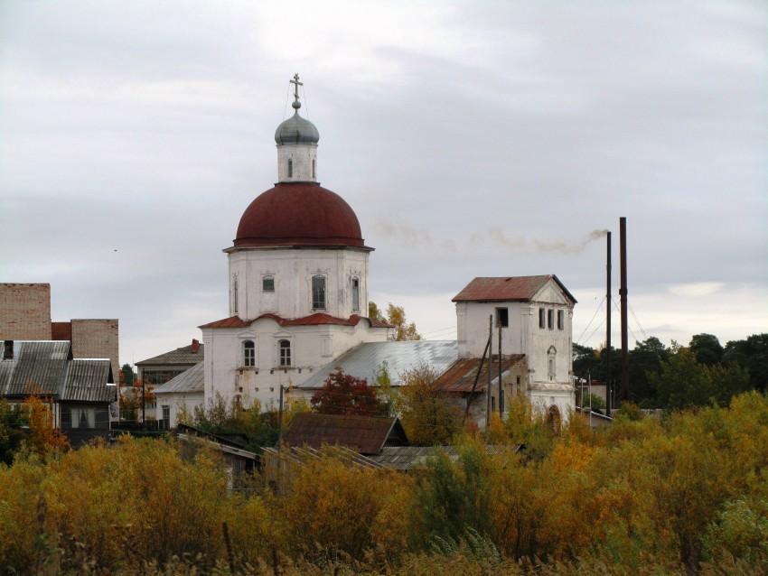 Иконы похитили из церкви в Вологодской области