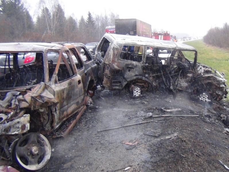 ДТП под Череповцом: погиб руководитель департамента внутренней политики Вологодской области