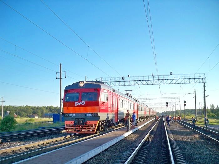 С 10 ноября в Вологодской области отменят электрички Вологда-Вожега