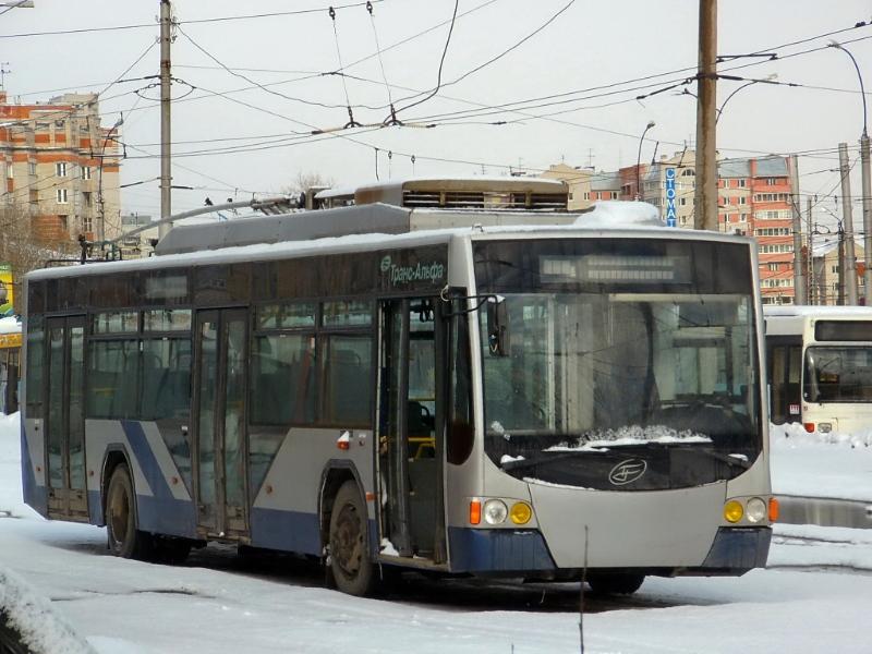 С 1 ноября проезд в троллейбусах в Вологде станет дешевле