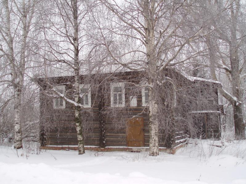 Вологодские чиновники продают дом-усадьбу Ульяновых в деревне Раскопино за 1 миллион рублей