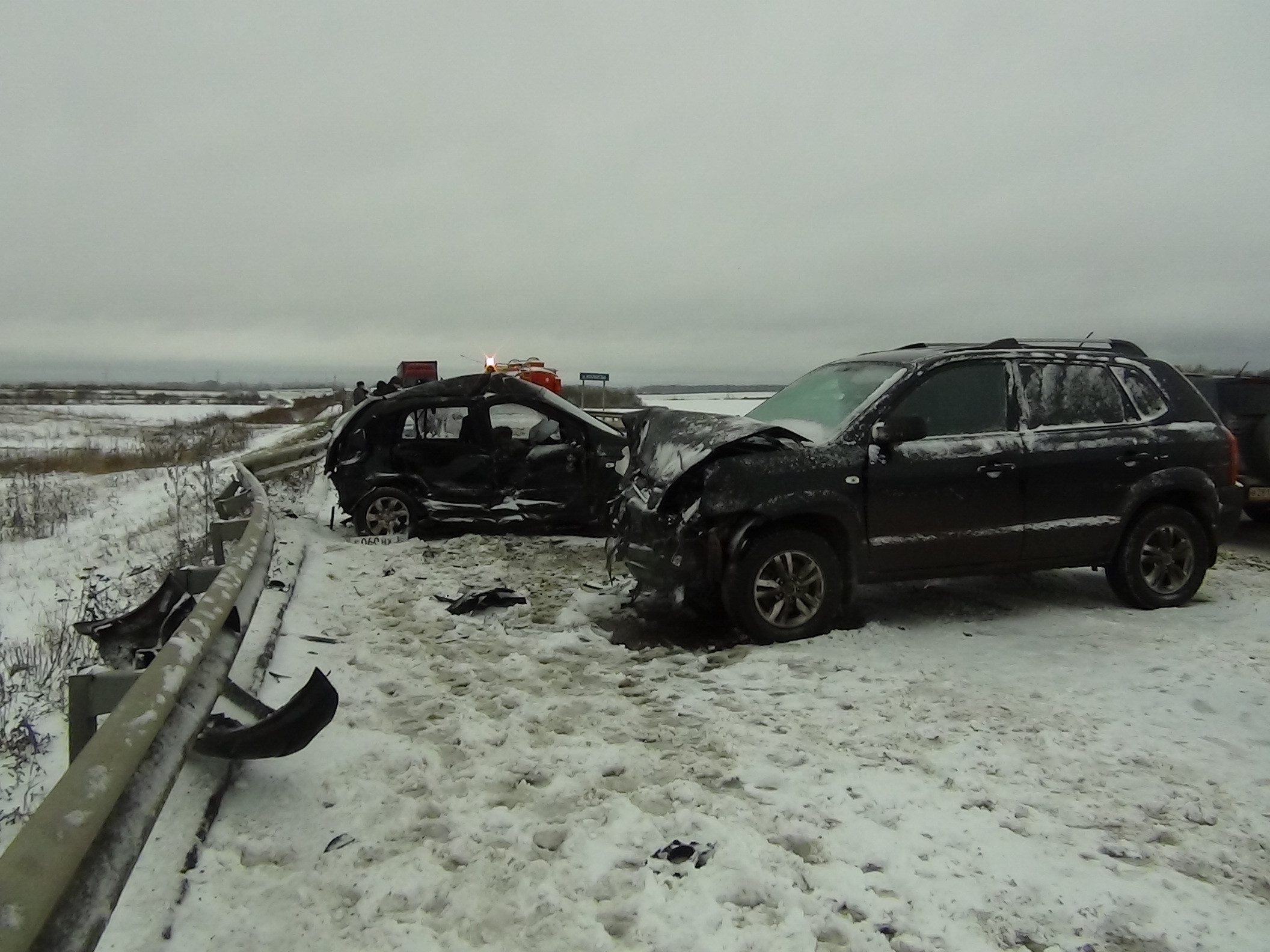 Девушка-водитель погибла на месте ДТП в Вологде