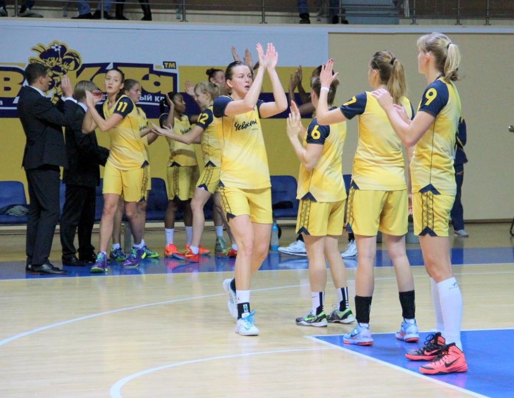 Вологда-Чеваката обыграла соперниц из Литвы на Кубке ФИБА - Европа