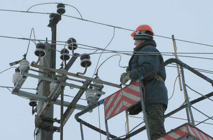В семи районах Вологодской области отключилось электричество