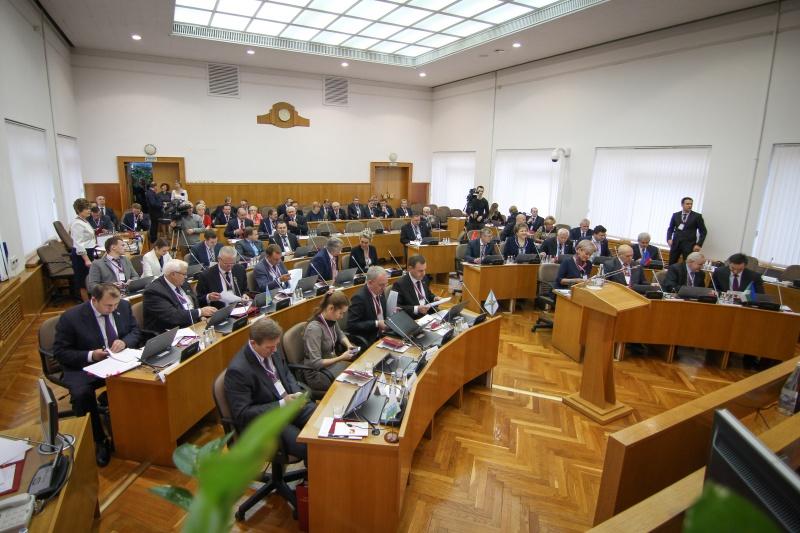 В Вологду съехались депутаты со всего Северо-Запада России