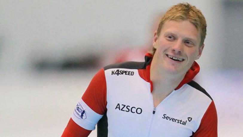 Череповецкий конькобежец стал победителем этапа Кубка Мира