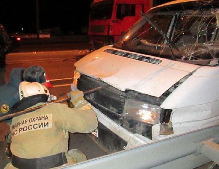 В Вологде в аварии погибли отец и сын