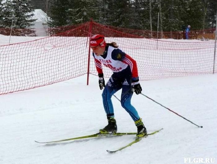 Вологодская лыжница Юлия Чекалева выиграла гонку на 5 километров в Хакасии