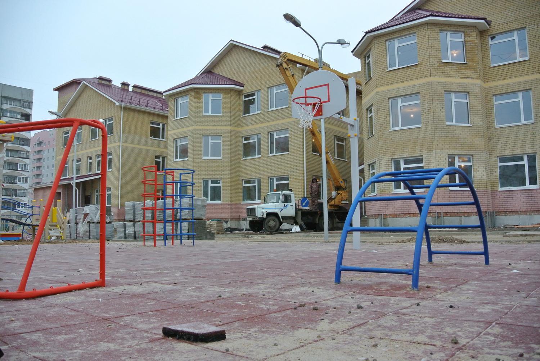Детсад на улице Преминина в Вологде будет сдан досрочно