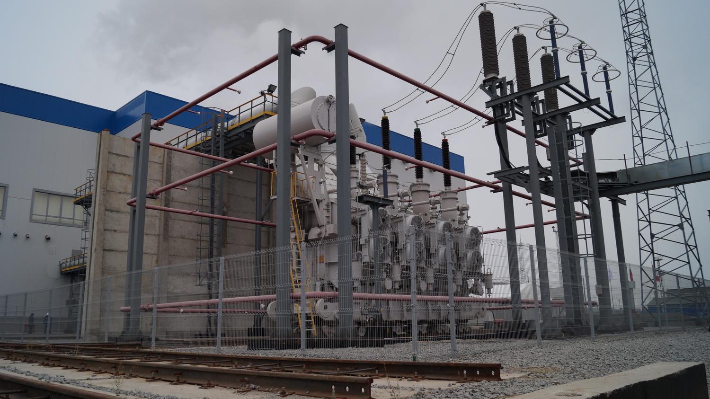 На Череповецкой ГРЭС в Кадуе запущен новый энергоблок