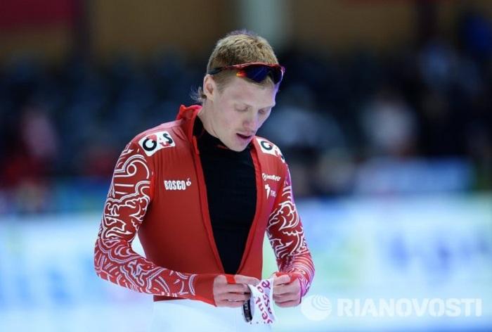 Череповецкий конькобежец вошёл в число 10 сильнейших спортсменов на этапе Кубка мира в Сеуле