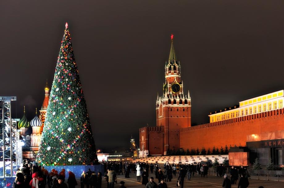 Детей без прививок не пустят на Кремлёвскую елку
