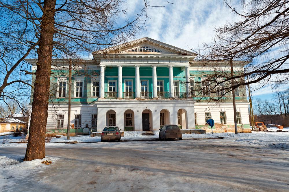 Старинную усадьбу в Вологодском районе хотят оживить с помощью музеев и театра