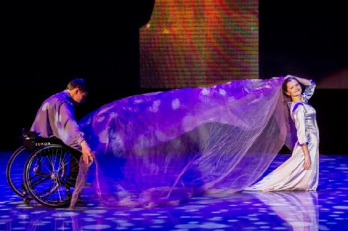 Череповчане стали призёрами первых в мире соревнований по инклюзивному танцу
