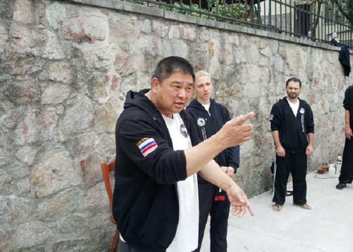 В Вологду приедет основатель боевого искусства илицюань Чин Фансён