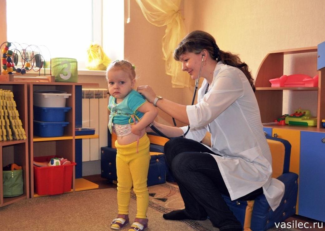 Половина медсестер в детсадах Вологодской области оформились на должности учетчиков