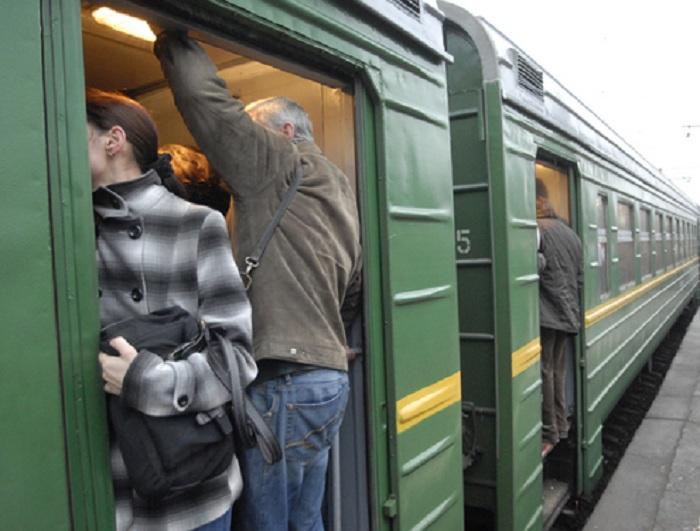 С 18 декабря отменяются электрички Вологда-Буй