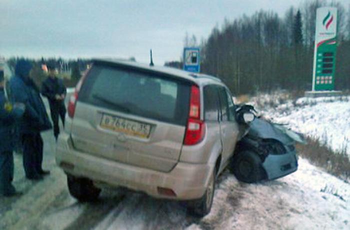 Четверо вологжан погибли в ДТП в Ярославской области: среди них 2-летний ребенок