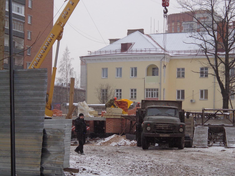 Вологжане заявили, что их подписи под разрешением на строительство многоэтажки подделаны