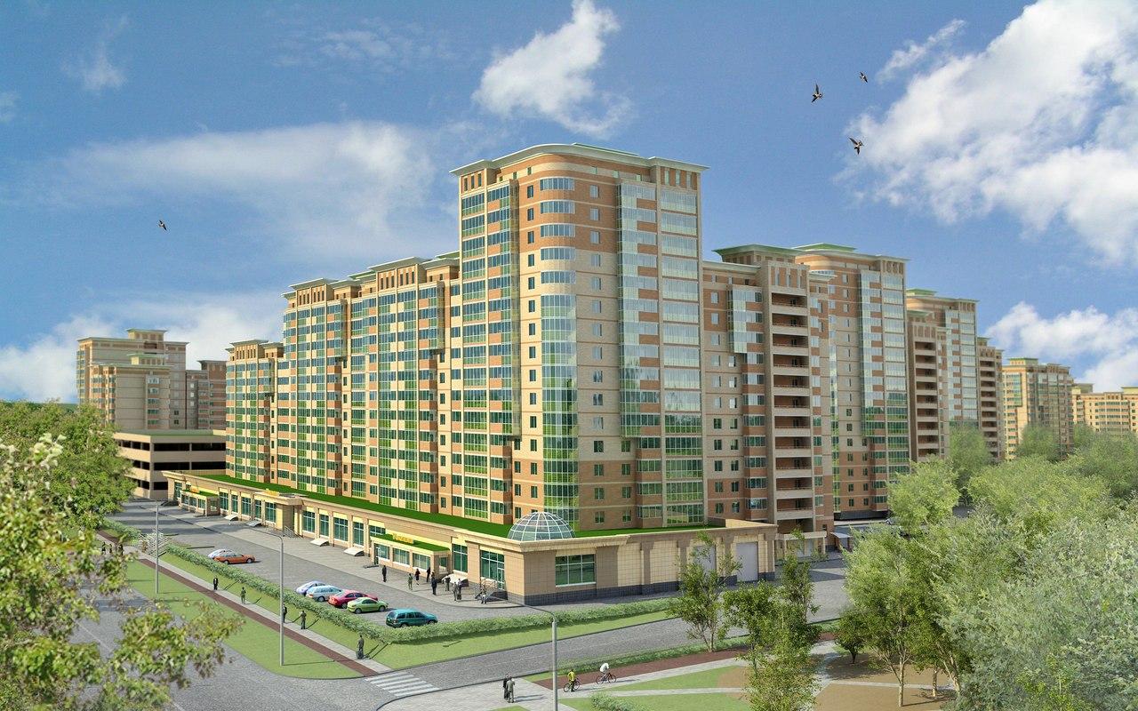 Новый микрорайон появится в Вологде в ближайшие 8 лет