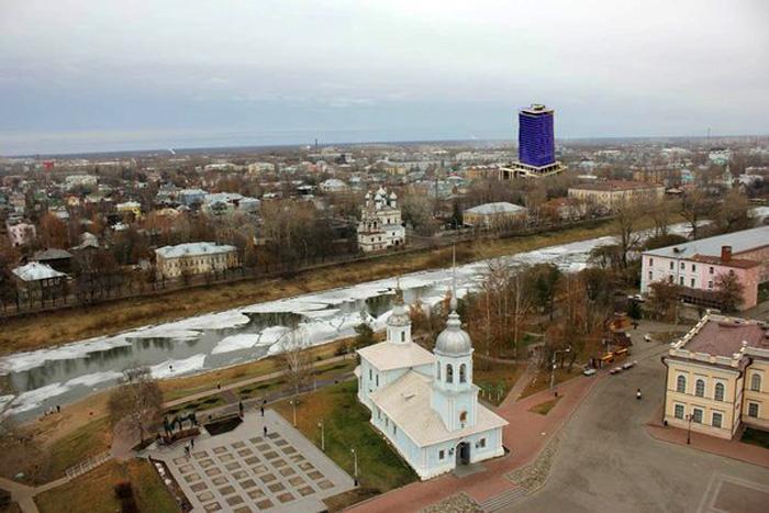 Против стройки 25-этажной гостинцы в Вологде выступили более тысячи человек
