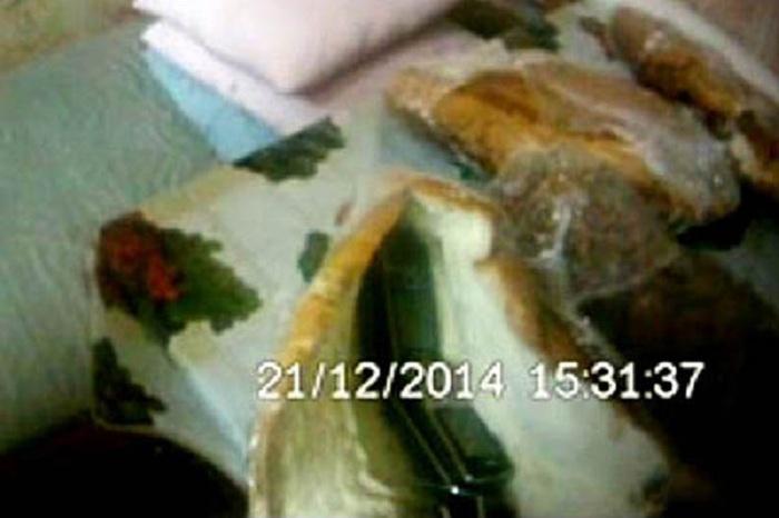 Вологжанин передал родственнику в тульской тюрьме мобильники в батонах