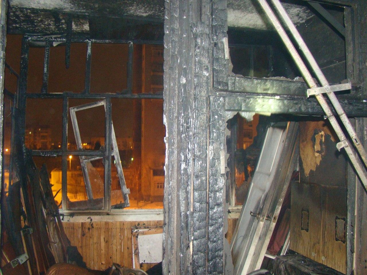 В Вологде полицейские, вызванные на шум драки, застали в квартире пожар