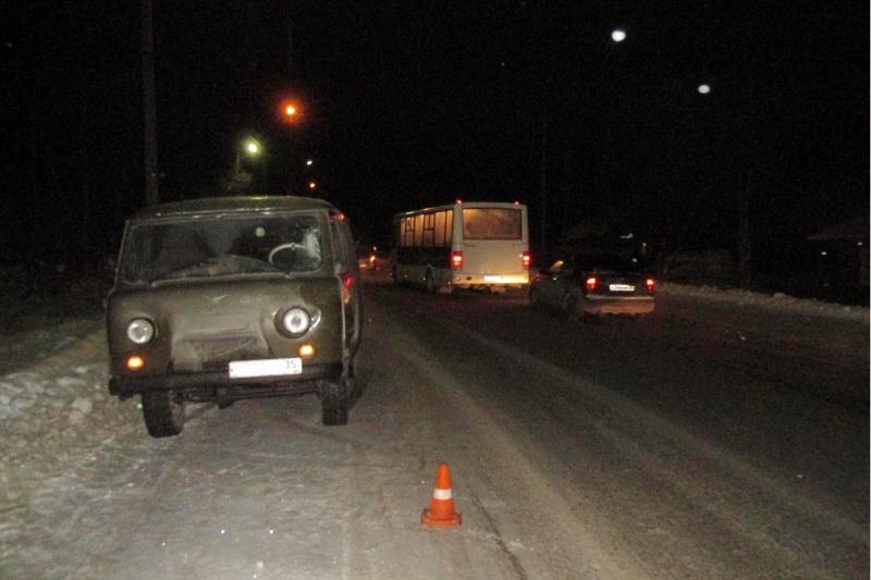 В Соколе на пешеходном переходе сбили пешехода: мужчина погиб