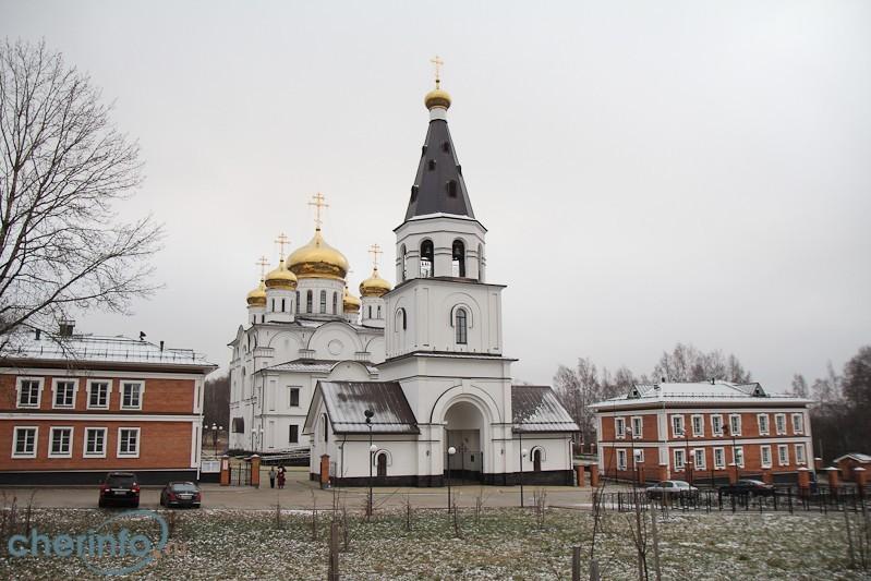 Святые мощи восьми апостолов привезли в Череповец