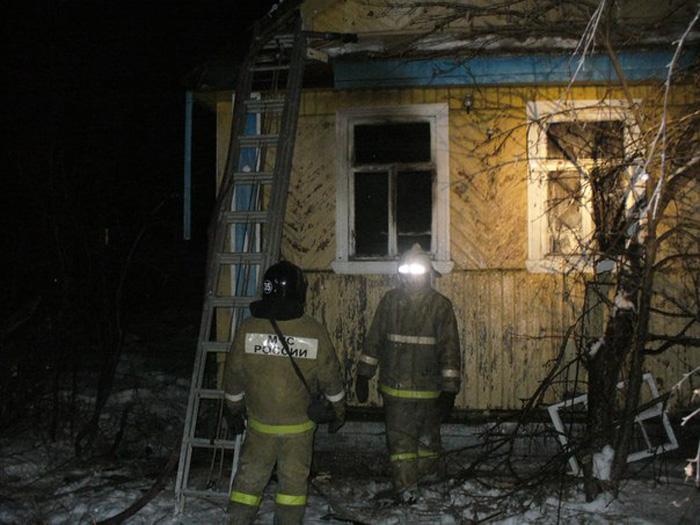В Вологодской области мужчина пытался спасти друга из пожара, но не сумел